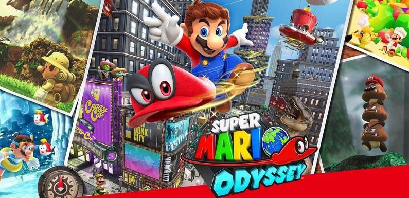 Analisis Super Mario Odyssey