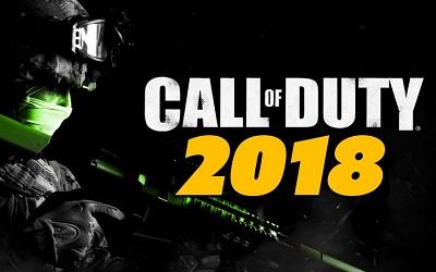 Call of Duty para 2018