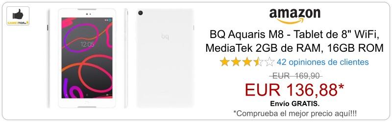 BQ Aquaris M8