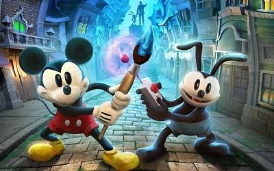 Epic Mickey 2 La aventura de Mickey y Oswald