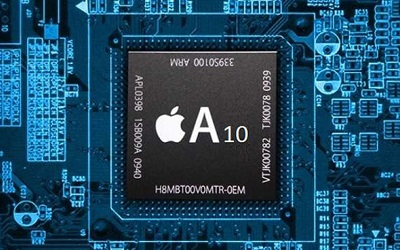 Procesador Apple A10