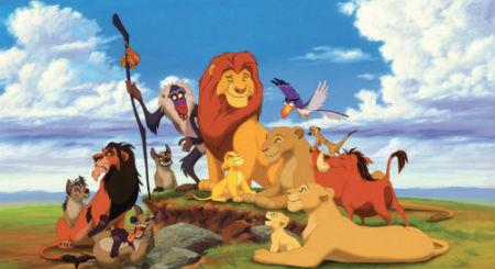 peliculas disney rey leon