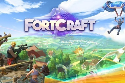 FortCraft Alternativa Fortnite