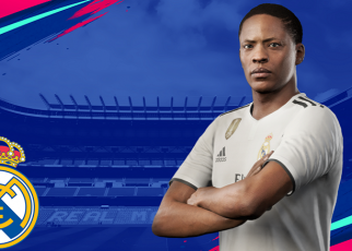 Alex Hunter Ficha por el Real Madrid en Fifa 19