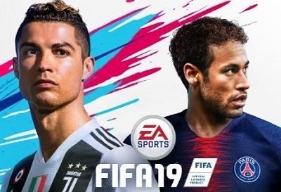 FIFA 19 Cristiano Ronaldo y Neymar Jr