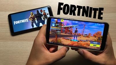 Fortnite en cualquier Android
