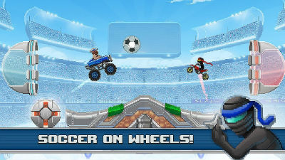Drive Ahead! Sports Android