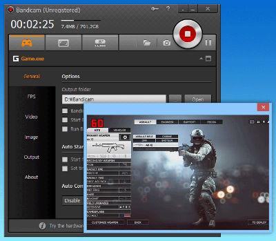 Grabar gameplay imagen 1