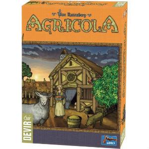 Juego de mesa Agricola