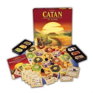 Juego de mesa Colonos de Catan
