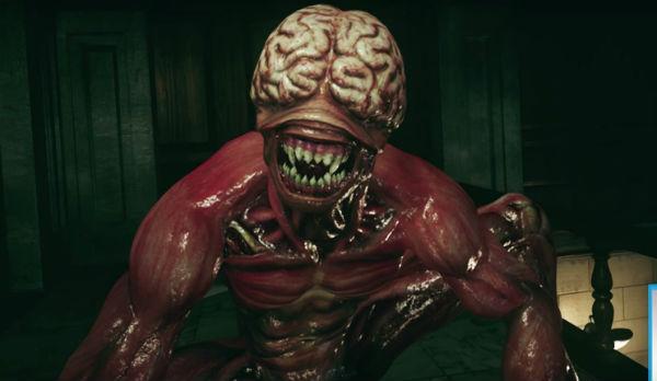 Licker Resident Evil 2