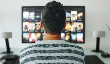 ver netflix gratis television