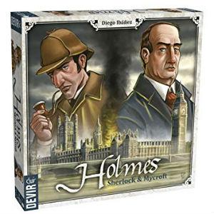 Holmes Sherlock y Mycroft