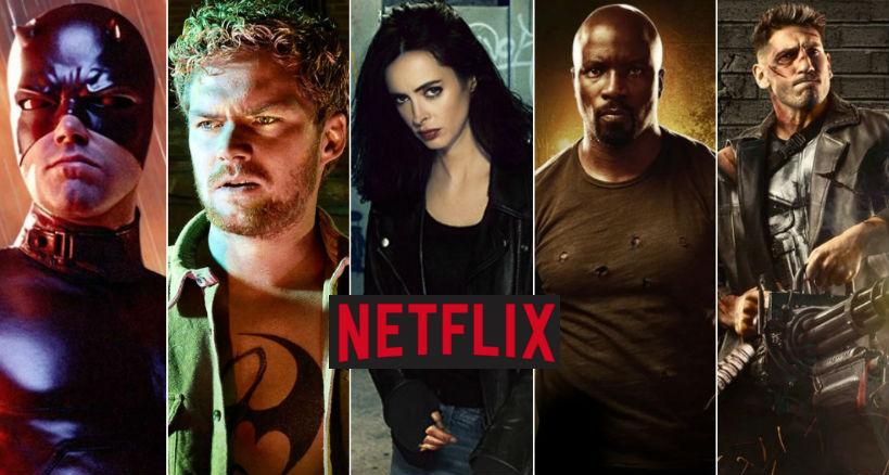mejores series superheroes netflix
