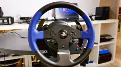 Volante Thrustmaster T150RS PRO