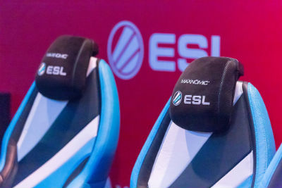 ESL gaming silla gaming premium