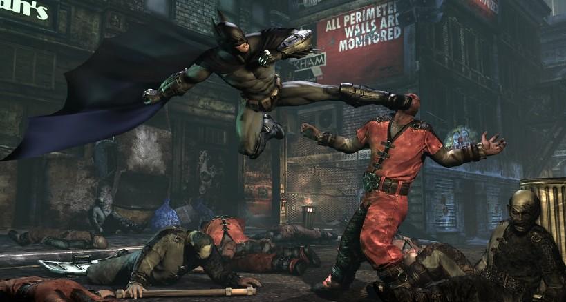seis mejores videojuegos de superhéroes