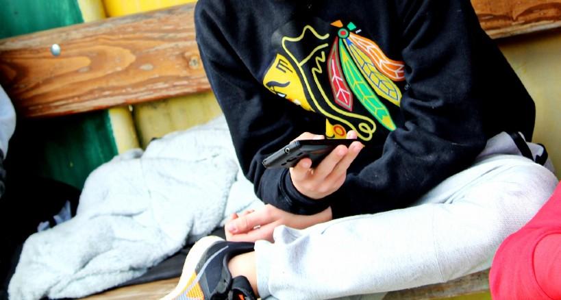 Adolescentes y teléfonos móviles