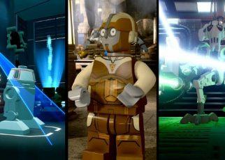 Mejores videojuegos de Lego Star Wars